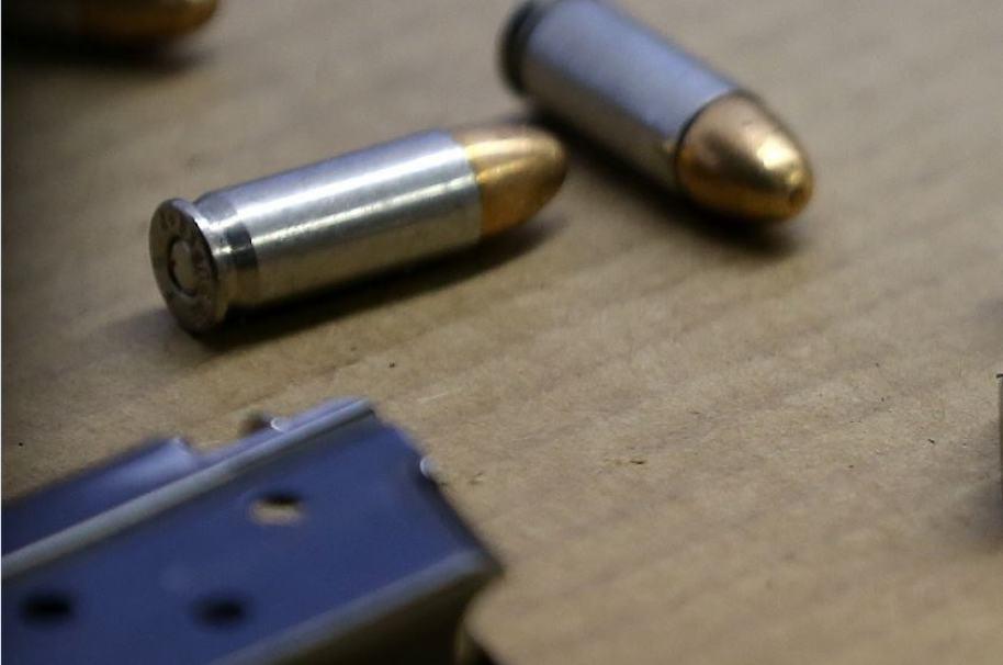 Arma de fuego, foto de referencia