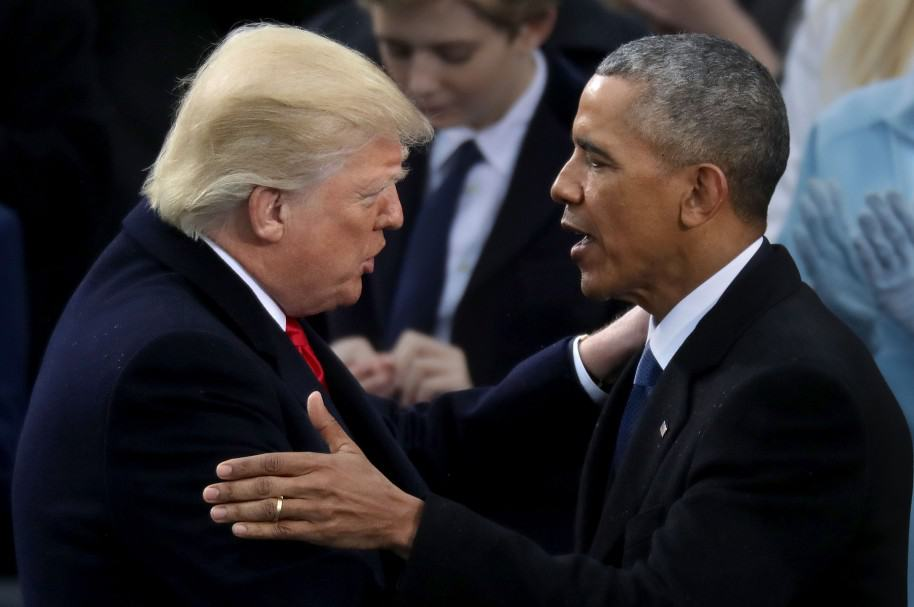 Donald Trump es el presidente número 45 de Estados Unidos