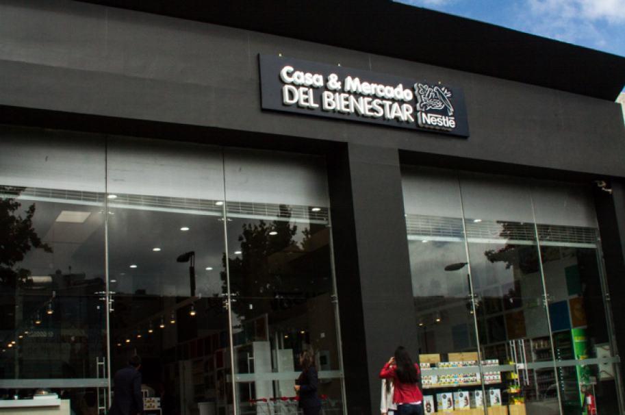 Casa del Binestar Nestlé - Pulzo.com