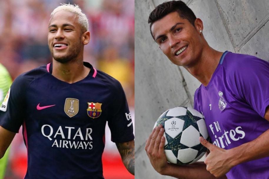 Neymar/Cristiano Ronaldo