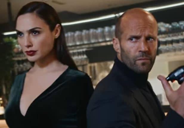 Gal Gadot y Jason Statham