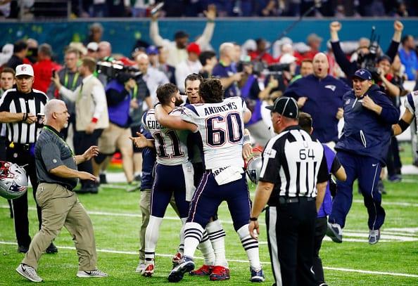 New England Patriots, campeón
