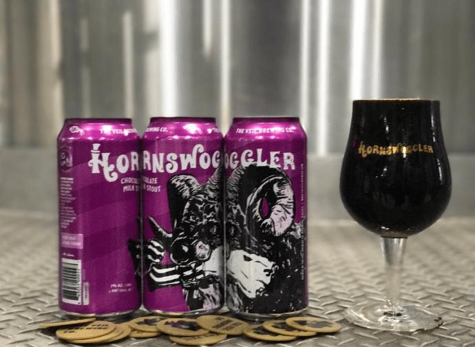 Cerveza con base Oreo