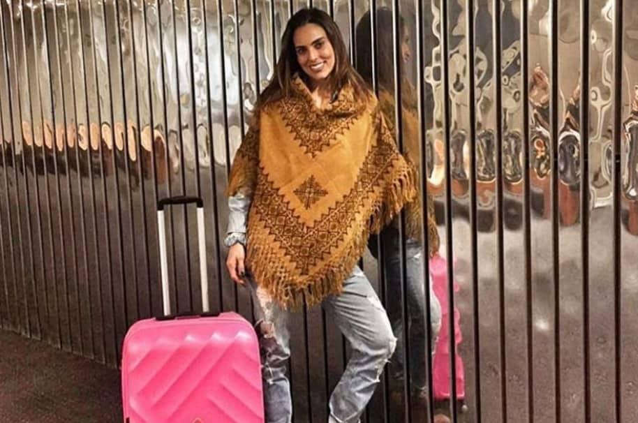 Sara Corrales, actriz y exprotagonista de Novela colombiana.