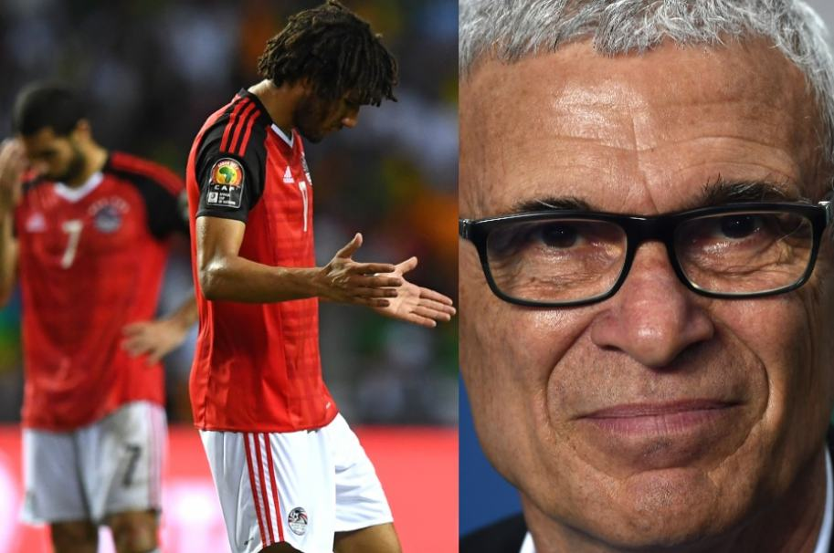 Selección de Egipto