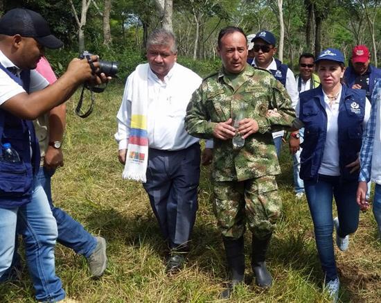 Eln liberó al soldado Fredy Moreno