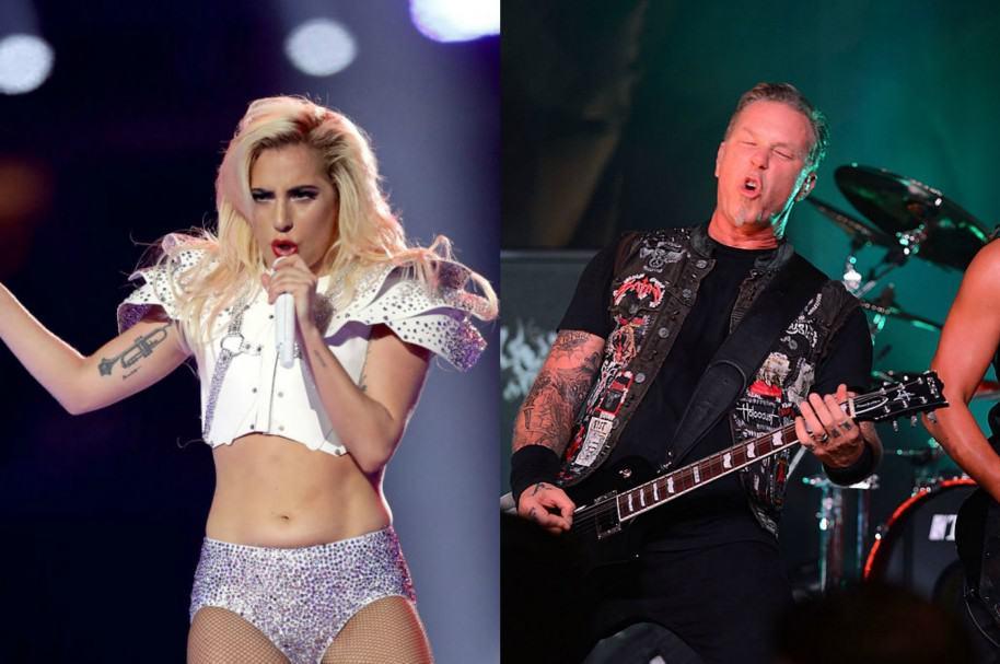 Lady Gaga se presentará junto a Metallica en los Premios Grammy