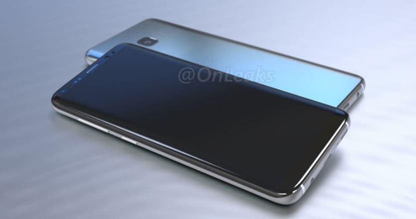 Filtración Samsung Galaxy S8