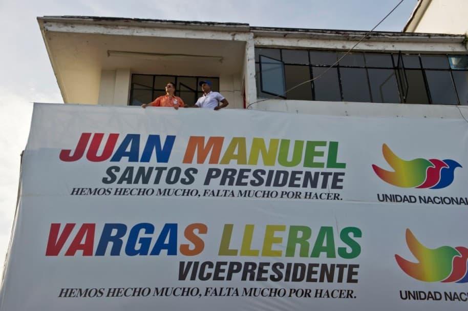 Campaña Santos Presidente
