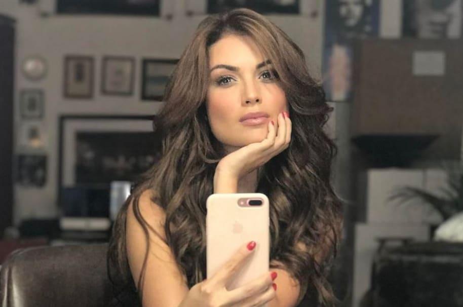 Sara Uribe, presentadora y exprotagonista de Novela.