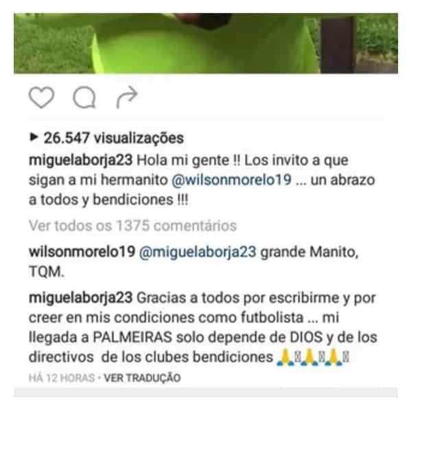 Borja Instagram