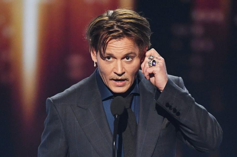 Johnny Depp,  famoso actor de películas como 'Piratas del Caribe', 'Alicia en el país de las maravillas' y 'Charlie y la fábrica de chocolate'.
