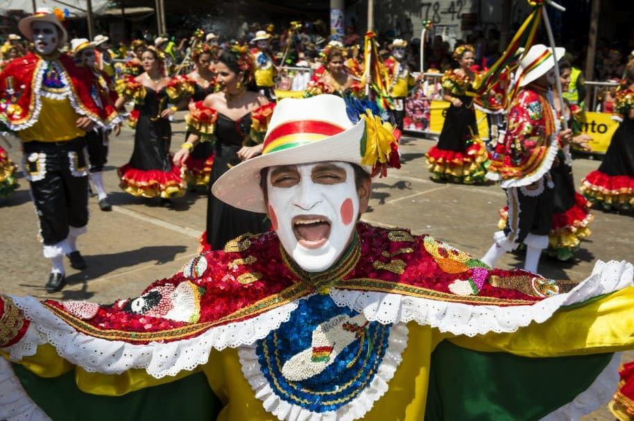 Carnaval de Barranquilla. Pulzo.com