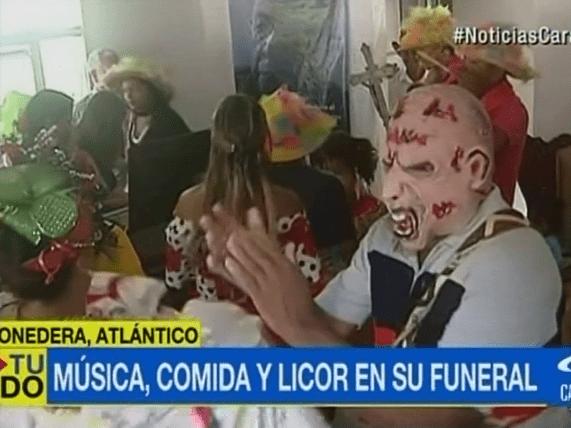 Funeral de ganadero Manuel Martínez. Pulzo.com