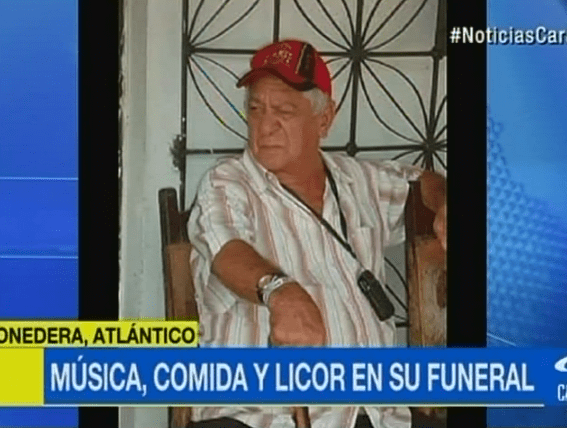 Difunto ganadero Manuel Martínez. Pulzo.com