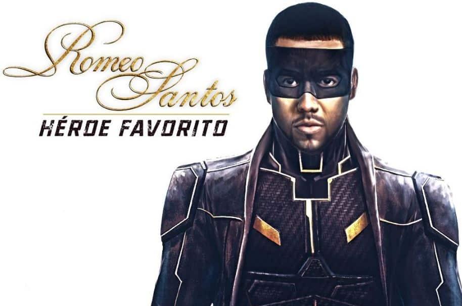 Romeo Santos, cantante de bachata.
