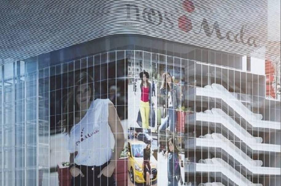 Centro comercial, Neos Moda