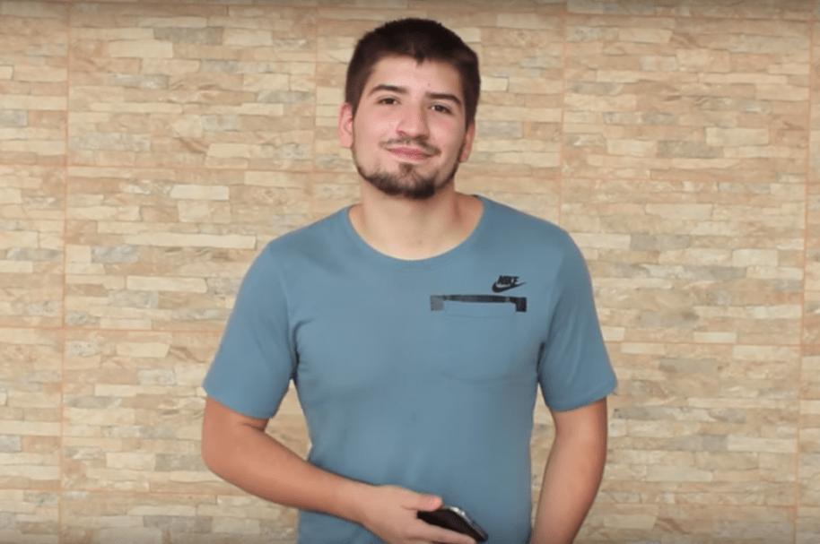 Christian Salazar, youtuber chileno que se dedica a 'cazar' pedófilos. Pulzo.com