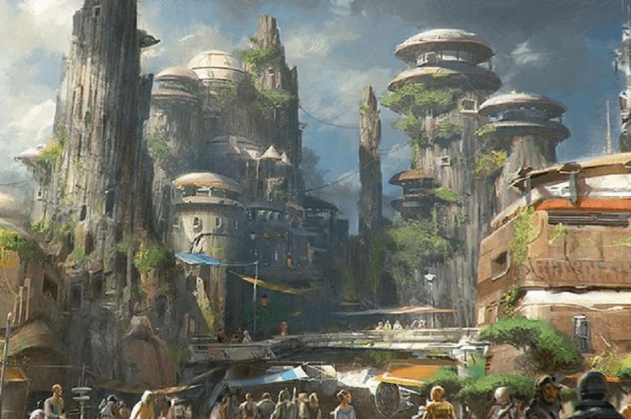 Parque temático de Star Wars