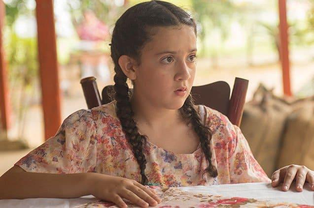 Melissa Cáceres, actriz que dio vida a Betty en 'La niña'.