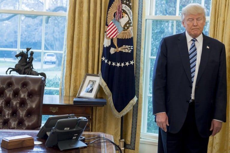 Trump dicta normas contra los carteles