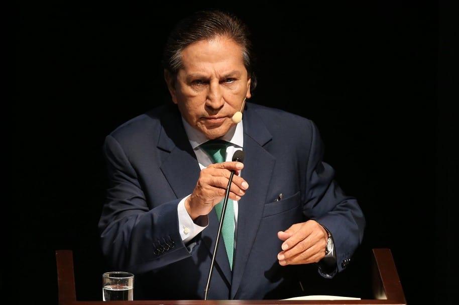 Fiscalía pidió detención preventiva del expresidente Alejandro Toledo