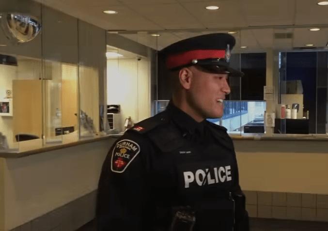Policía de Durham