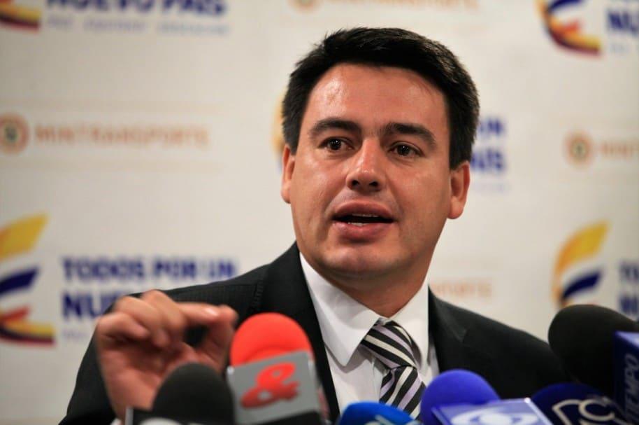 Ministro Jorge Eduardo Rojas