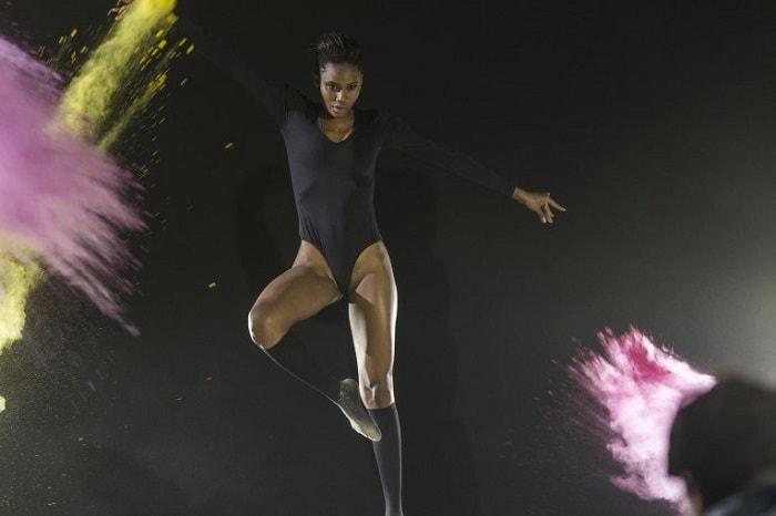 Sasha Palma, finalista de 'Colombia's next top model'.