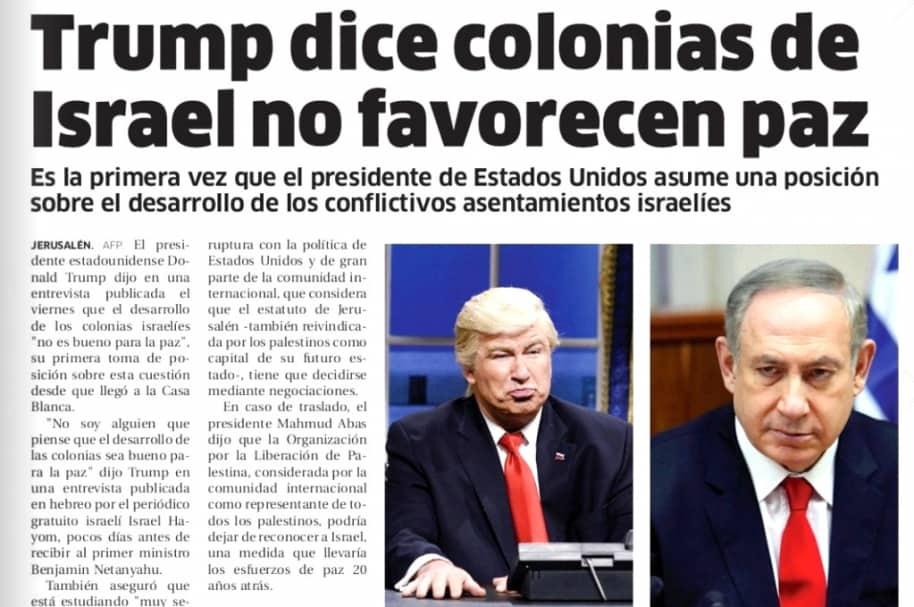 Falso Trump