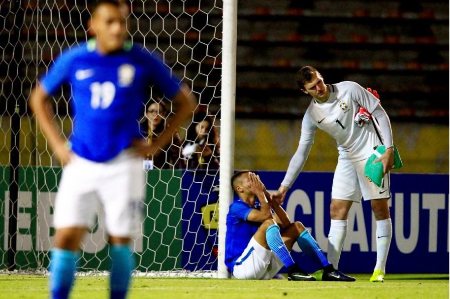 Brasil eliminada Sub-20