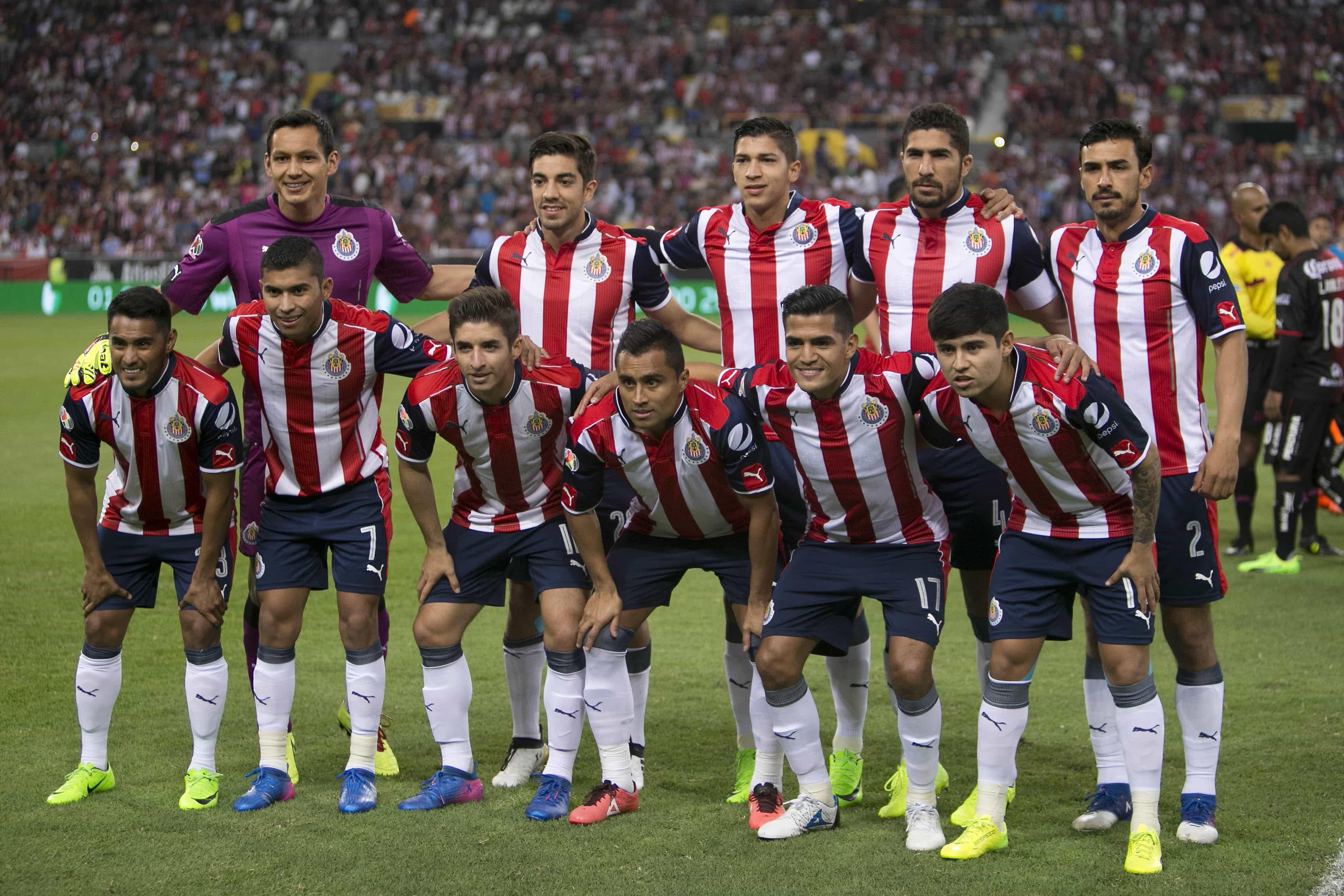 Atlas v Chivas - Torneo Clausura 2017 Liga MX