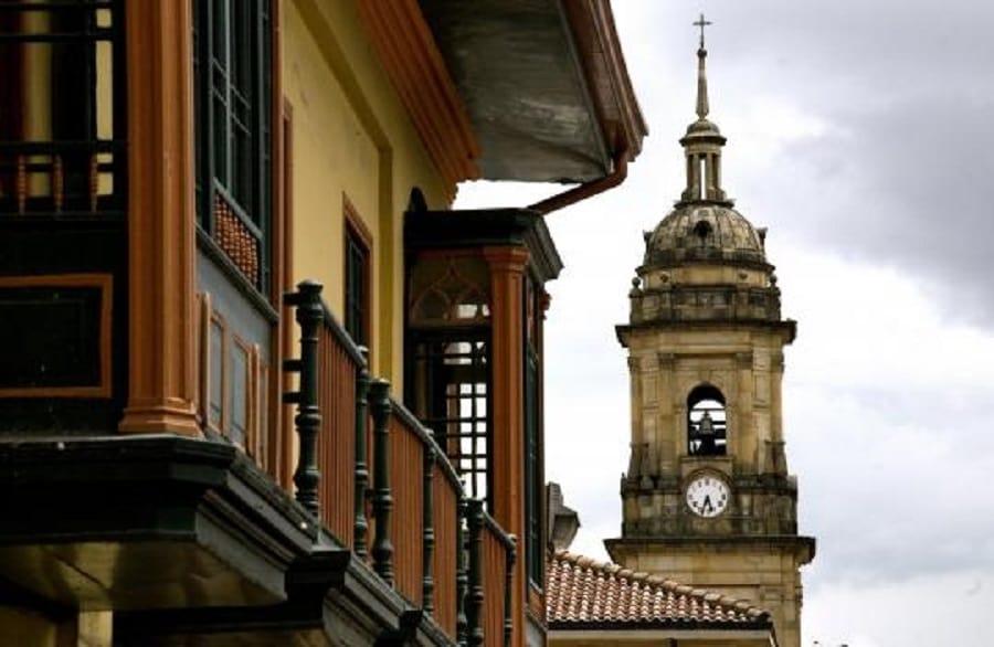 Bogotá, referencia
