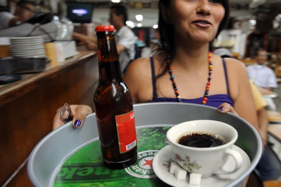 Cerveza en Colombia