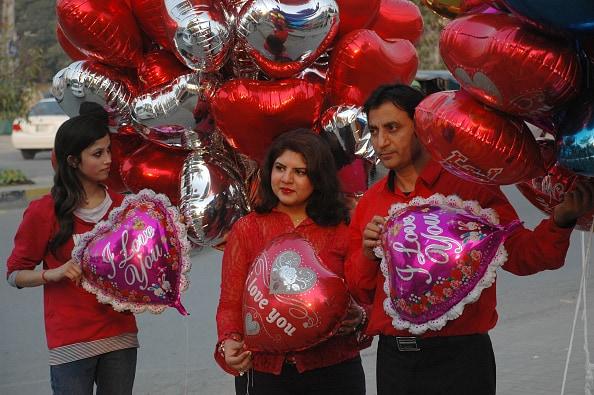 San Valentín en Pakistán, 2015