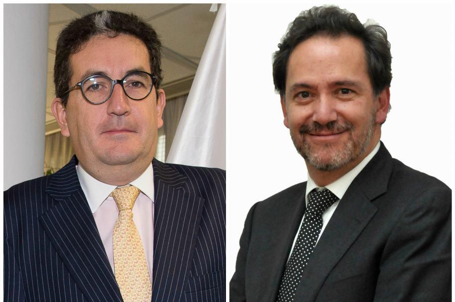 Juan Mesa y Camilo Granada