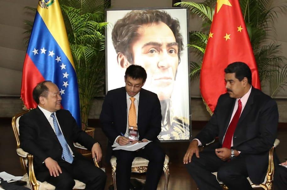 Comisión de Alto Nivel entre Venezuela y China