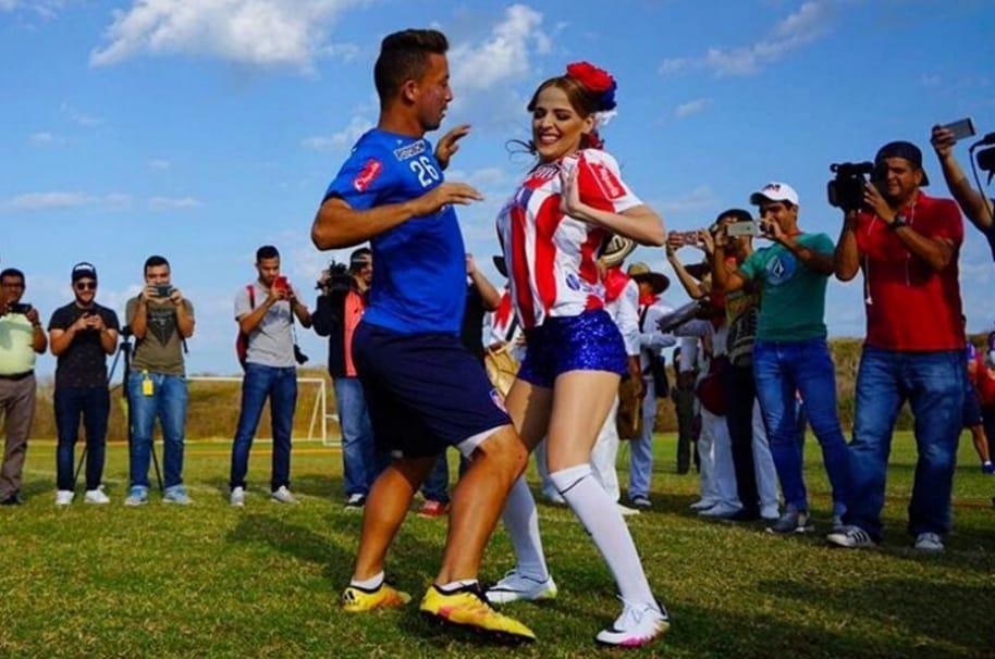 Reina Carnaval Barranquilla