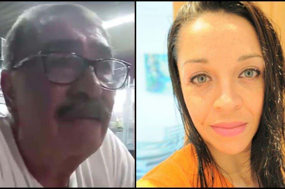 Antonio Cisneros y Romina Balaguer. Pulzo.com.