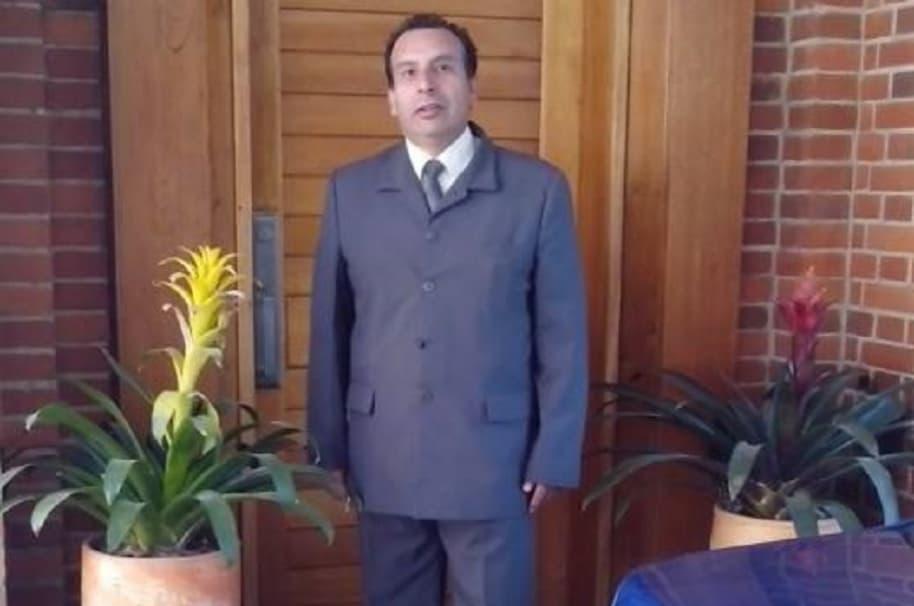 Miguel Ángel Perdomo Corredor, conductor asesinado
