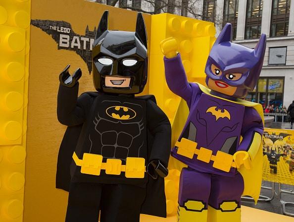 'Lego Batman'