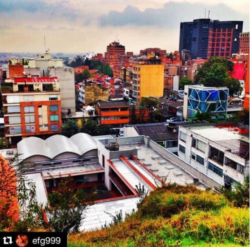 'Zona G' de Bogotá