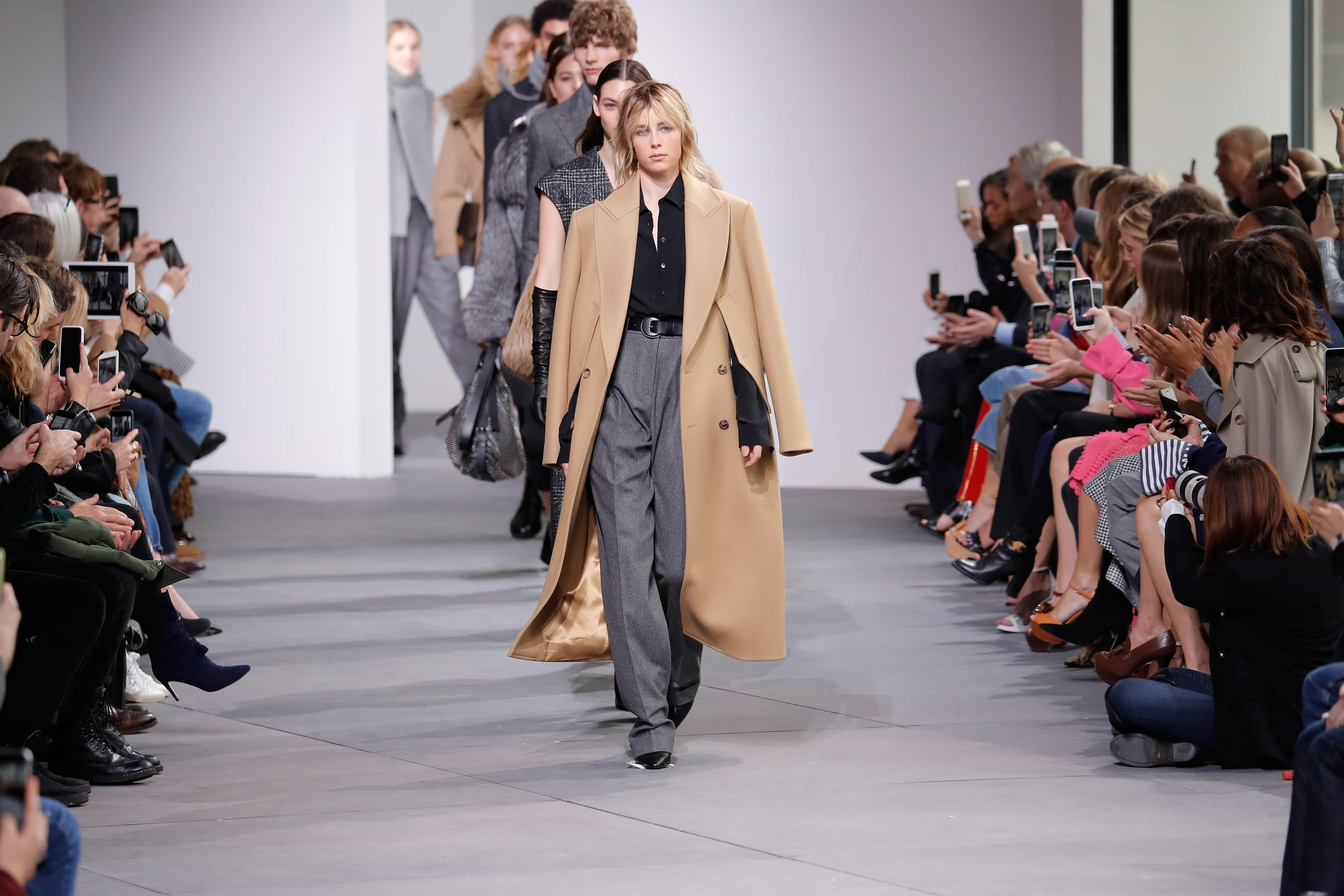 Desfile de Michael Kors en la Semana de la moda de Nueva York