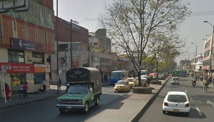 Sector de Venecia, sur de Bogotá.