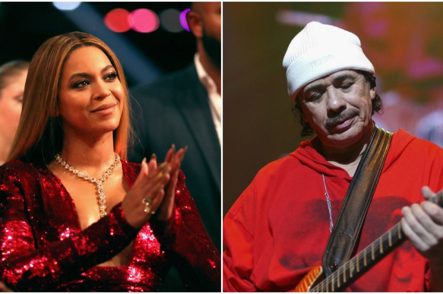 Beyoncé / Carlos Santana