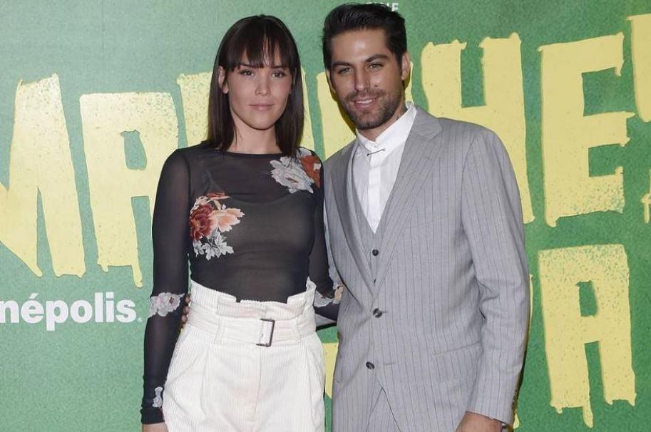 Alexandra Ivanisevic  y Renato López