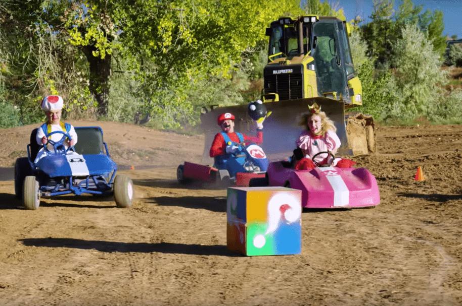 Mario Kart Love Song. Pulzo.com.