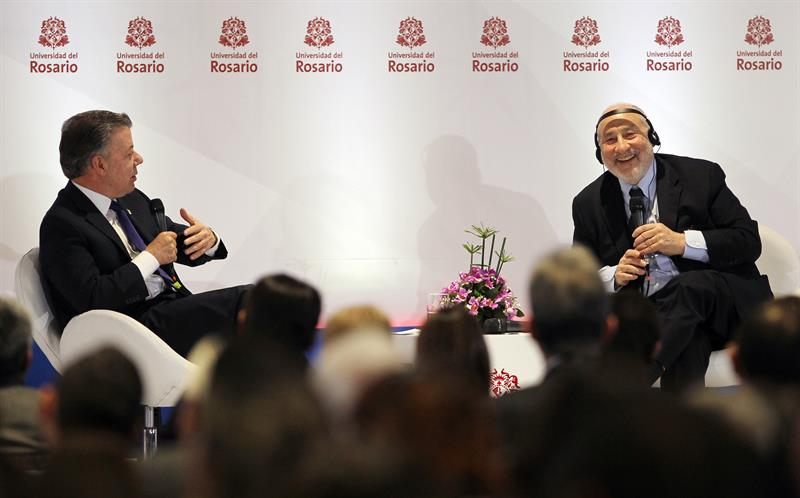 Diálogo entre premios Nobel