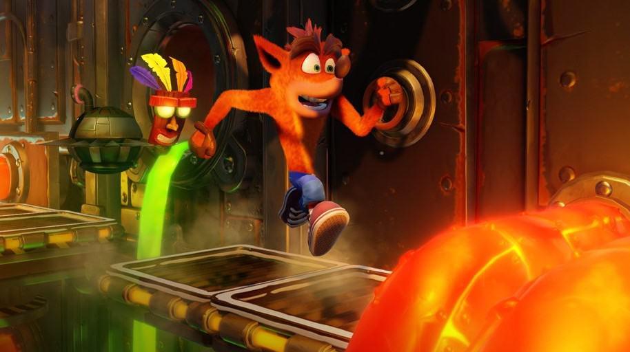Anuncian fecha de lanzamiento de Crash Bandicoot para Play Station 4