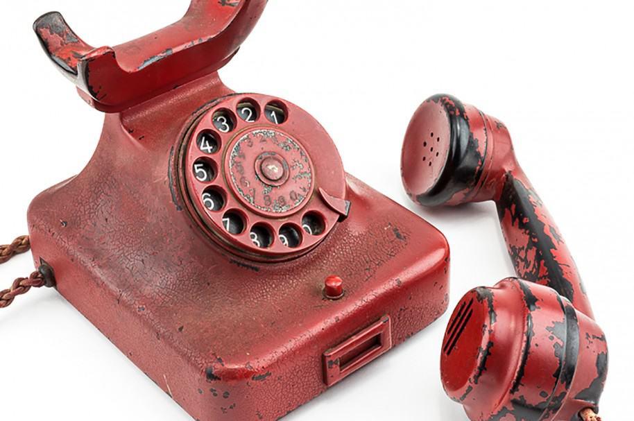 El teléfono de Hitler